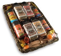 unique BBQ gift basket