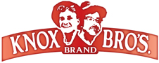 Knox Bro's. Brand Seasonings